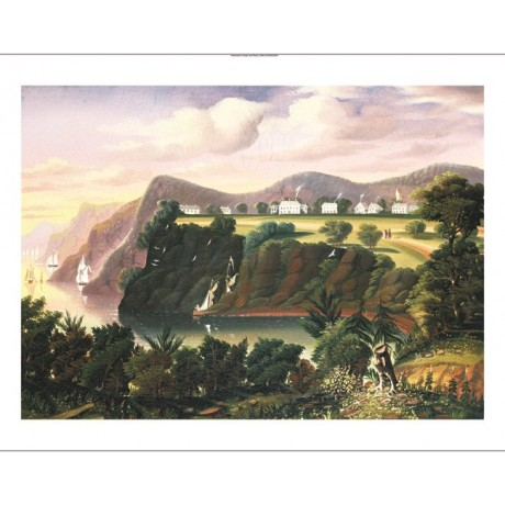 "THOMAS CHAMBERS ""View From West Point"" BROWSE OUR SHOP! various SIZES, BRAND NEW"