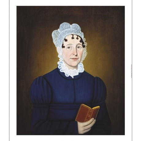 "JOHN BREWSTER ""Sarah Treadwell Perley"" CANVAS PRINT! various SIZES available"