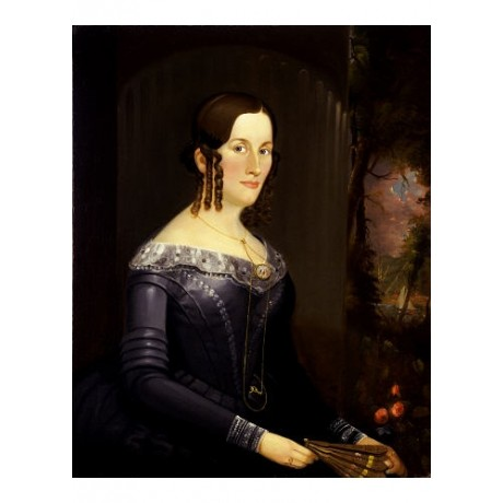 "WILLIAM MATTHEW PRIOR ""Portrait Of A Lady"" ON CANVAS various SIZES available"