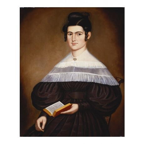 """ORLANDO HAND BEARS """"Portrait Of A Lady"""" CANVAS PRINT! various SIZES, BRAND NEW"""