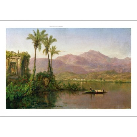 "LOUIS REMY MIGNOT ""River Scene, Ecuador"" SEE OUR SHOP! various SIZES, BRAND NEW"