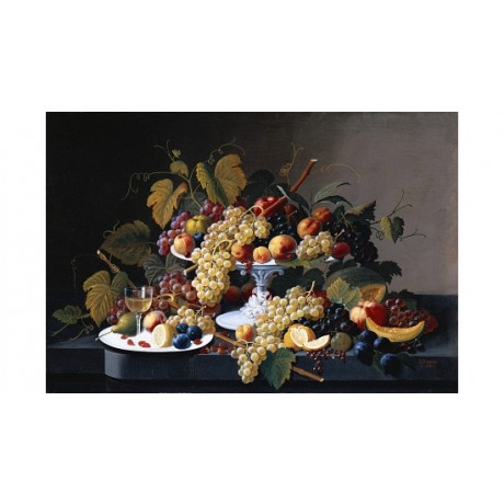 "SEVERIN ROESEN ""Still Life"" PRINT New choose your SIZE, from 55cm up"
