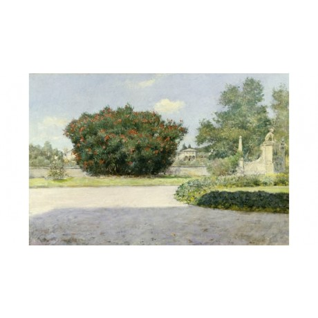 "WILLIAM MERRITT CHASE ""Big Oleander"" CANVAS EDITION various SIZES available, NEW"
