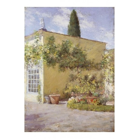 "WILLIAM CHASE ""Orangerie Of The Chase Villa Florence"" various SIZES, BRAND NEW"