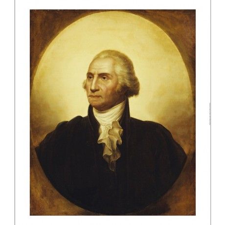 "REMBRANDT PEALE ""Portrait Of George Washington"" Print various SIZES, BRAND NEW"