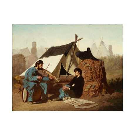 EDWIN FORBES Civil War Tune NEW CANVAS see our shop! various SIZES available