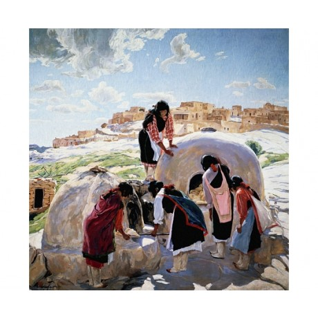 "WALTER UFER ""The Bakers"" 5000+ PRINTS in our eBay SHOP! various SIZES, BRAND NEW"