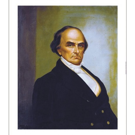JOSEPH GOODHUE CHANDLER Daniel Webster PRINT NEW choose SIZE, from 55cm up, NEW