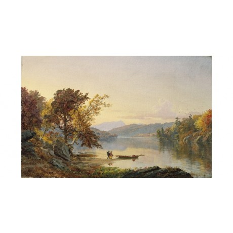 "JASPER FRANCIS CROPSEY ""Lake George"" BROWSE our shop! various SIZES, BRAND NEW"