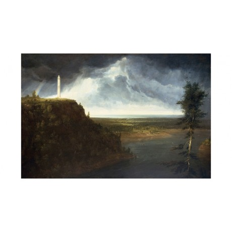 THOMAS COLE Brock's Monument new CANVAS see our shop! various SIZES, BRAND NEW