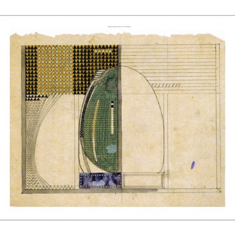 CHARLES RENNIE MACKINTOSH Design print NEW CANVAS choose SIZE, from 55cm up, NEW