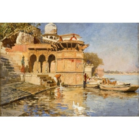 "EDWIN LORD WEEKS ""Gateway of Alah-Ou-Din, Old Delhi"" various SIZES available"