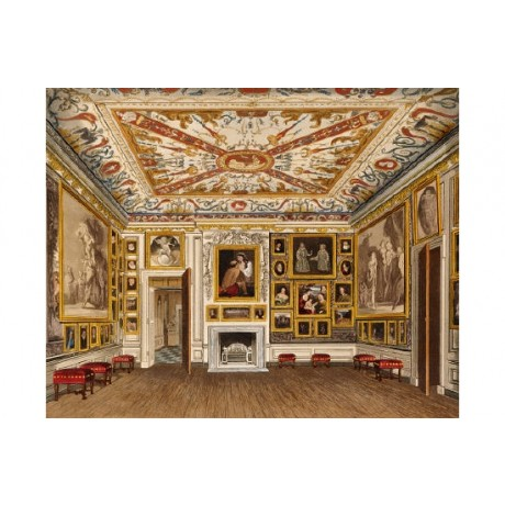 J. STEPHANOFF Presence Chamber, Kensington Palace PRINT various SIZES available