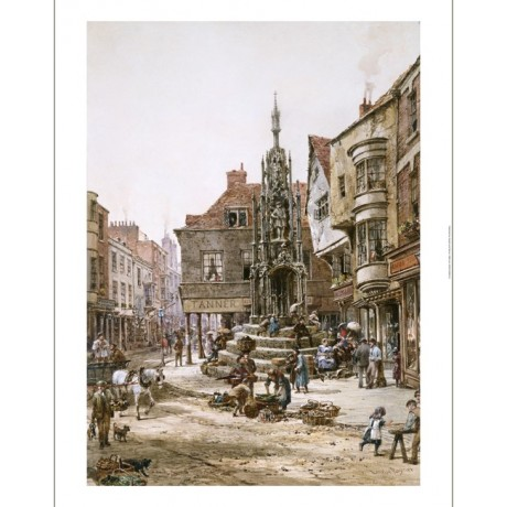 "LOUISE RAYNER ""The Cross, Winchester"" BROWSE our shop! various SIZES, BRAND NEW"