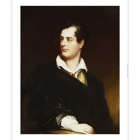 THOMAS PHILLIPS George Gordon 6th Lord Byron new CANVAS various SIZES, BRAND NEW