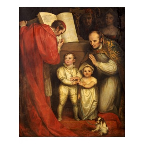 JAMES NORTHCOTE Marriage Duke Of York CANVAS EDITION various SIZES available