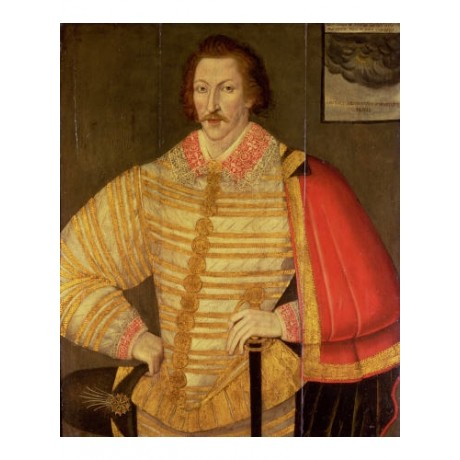 JOHN BETTES THE YOUNGER Thomas Cavendish print choose SIZE, from 55cm up, NEW