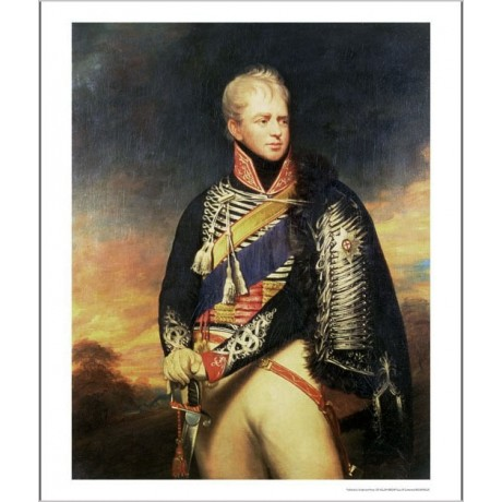 SIR WILLIAM BEECHEY Duke Of Cumberland PRINT new choose SIZE, from 55cm up, NEW