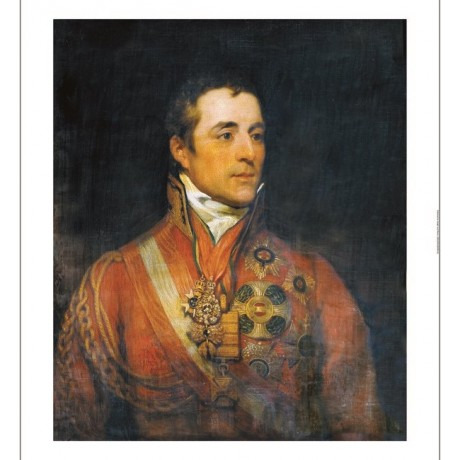 "THOMAS PHILLIPS ""Duke Of Wellington"" Art CANVAS EDITION various SIZES, BRAND NEW"