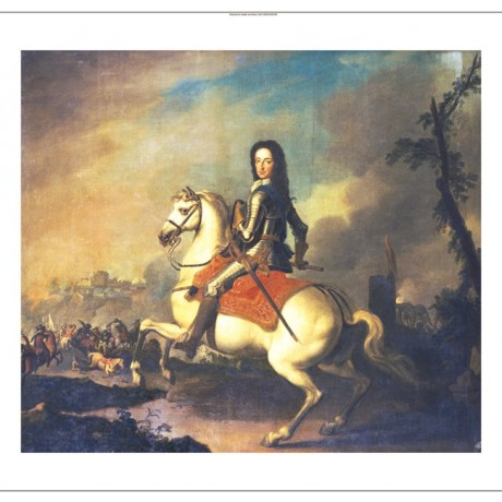 JAN WYCK (CIRCLE OF) Portrait Of King William III PRINT various SIZES, BRAND NEW