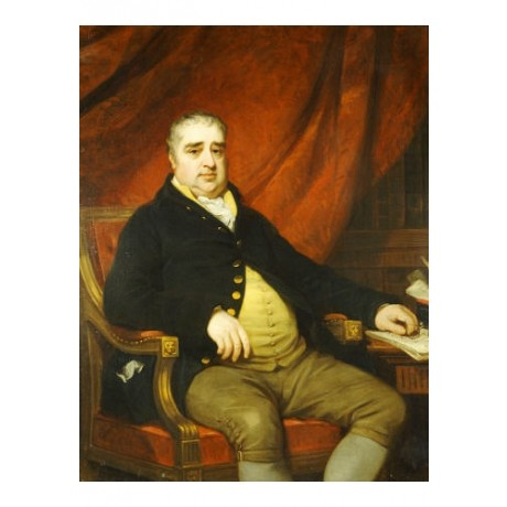 THOMAS PHILLIPS Portrait Charles James Fox PRINT new various SIZES available