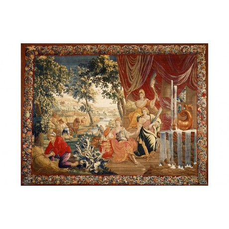 "DECORATIVE CANVAS PRINT ""Jan & Pieter Van Den Hecke"" various SIZES available"