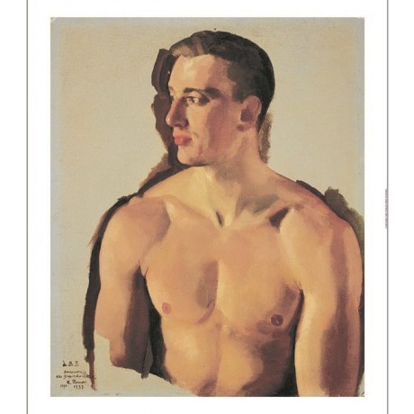 "KONSTANTIN SOMOV ""Portrait of a Man"" NEW see our SHOP! various SIZES available"