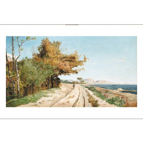 PAUL GUIGOU Road Near Marseille CANVAS EDITION choose SIZE, from 55cm up, NEW