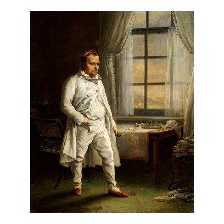 "CHARLES AUGUSTE STEUBEN ""Napoleon On St. Helena"" Print various SIZES, BRAND NEW"
