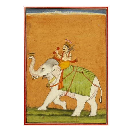 """DECORATIVE CANVAS PRINT """"Dipak Raga"""" NEW CANVAS choose SIZE, from 55cm up, NEW"""