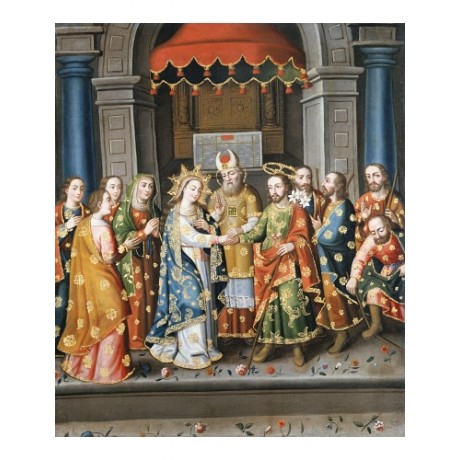 "MARCOS ZAPATA ""Marriage Of The Virgin"" BROWSE our shop! various SIZES, BRAND NEW"