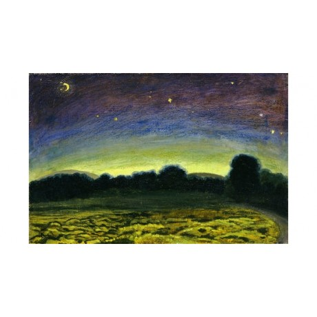 "DR. ATL ""Dawn"" Landscape Art Print new choose your SIZE, from 55cm up"