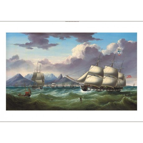SAMUEL WALTERS Duke of Lancaster Arriving in Cape Town various SIZES, BRAND NEW
