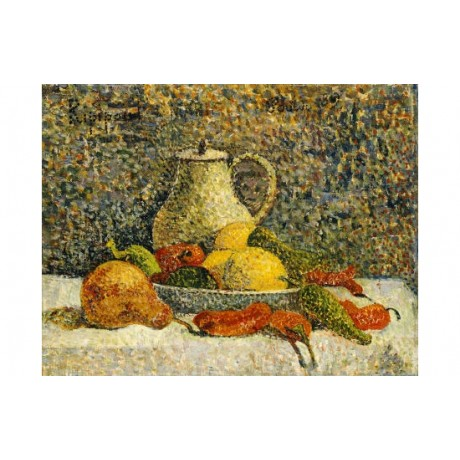 "PAUL GAUGUIN ""Still Life"" Art CANVAS EDITION choose SIZE, from 55cm upwards, NEW"