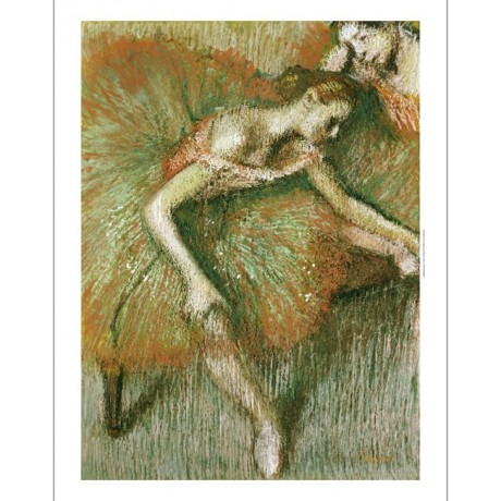 "EDGAR DEGAS ""Dancers"" Art CANVAS EDITION rare image various SIZES available, NEW"