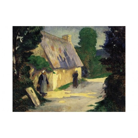 "PAUL SERUSIER ""The Village Path"" BROWSE our eBay shop! various SIZES, BRAND NEW"