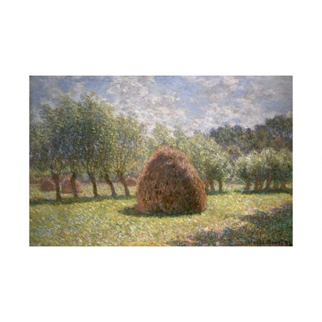 "CLAUDE MONET ""Haystacks At Giverny"" BROWSE our shop! various SIZES available"