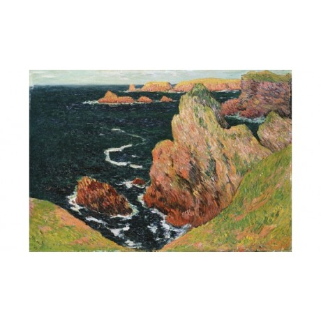 "HENRY MORET ""Belle-Ile"" 5000+ PRINTS in our eBay shop! various SIZES, BRAND NEW"