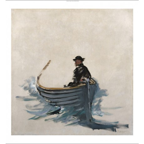 """EDOUARD MANET """"Study For The Escape From Rochefort"""" NEW various SIZES, BRAND NEW"""