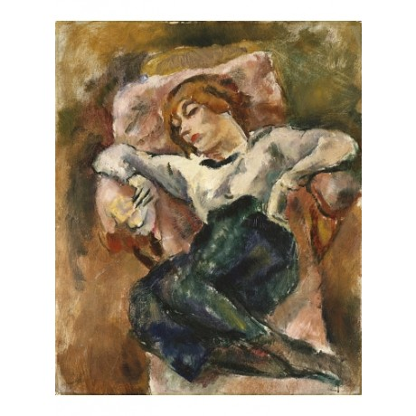 "JULES PASCIN ""Hermine Resting"" BROWSE our eBay shop! various SIZES available"