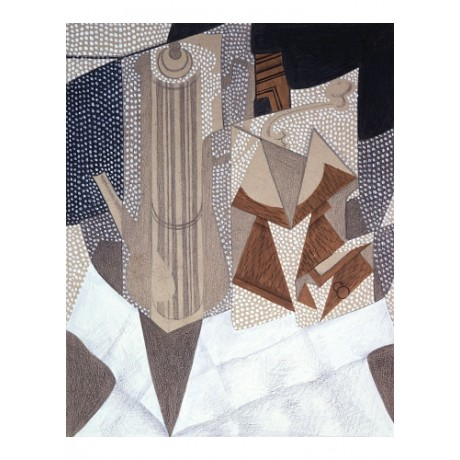 "JUAN GRIS ""Coffee-Grinder"" 5000+ PRINTS in our SHOP! various SIZES available"