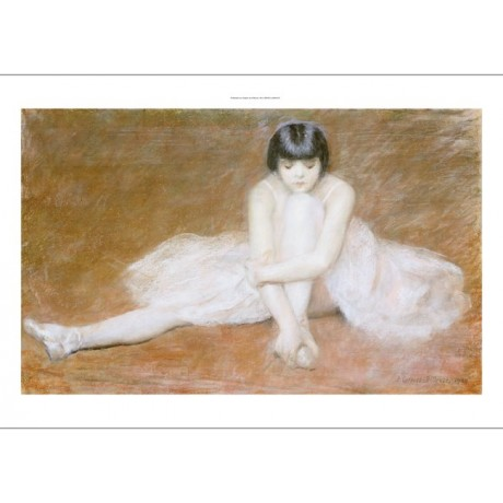 "PIERRE CARRIER-BELLEUSE ""Ballet Dancer"" CANVAS ART ! various SIZES available"