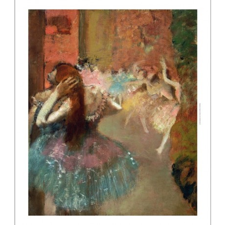 "EDGAR DEGAS ""Balleteuses"" Dance Impressionist PRINT various SIZES available, NEW"