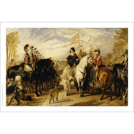 SIR EDWIN HENRY LANDSEER Duke Wellington Military PRINT various SIZES, BRAND NEW