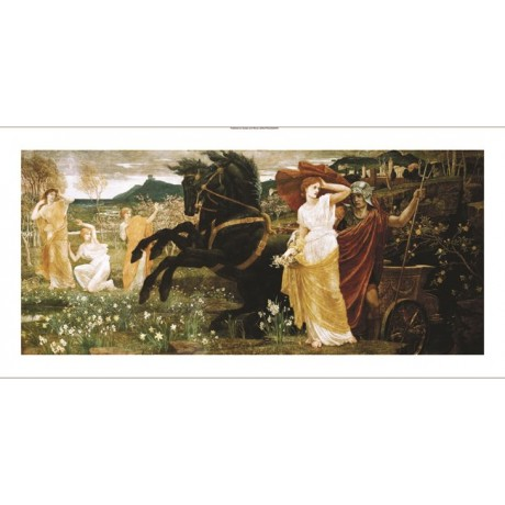 "WALTER CRANE ""Fate Of Persephone"" myth PRINT new choose SIZE, from 55cm up, NEW"