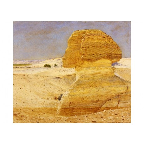 "GEORGE PRICE BOYCE ""Great Sphinx At Gizeh"" Egypt Art various SIZES available"