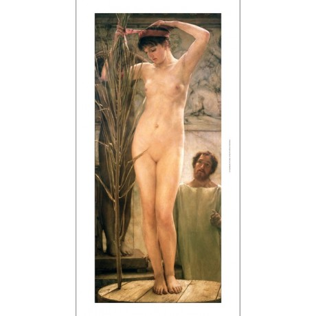 SIR LAWRENCE ALMA-TADEMA Venus Nude PRINT new choose your SIZE, 55cm to X LARGE