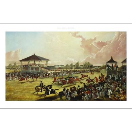 W.S. HEDGES Race Meeting At Jacksonville, Alabama NEW! various SIZES, BRAND NEW