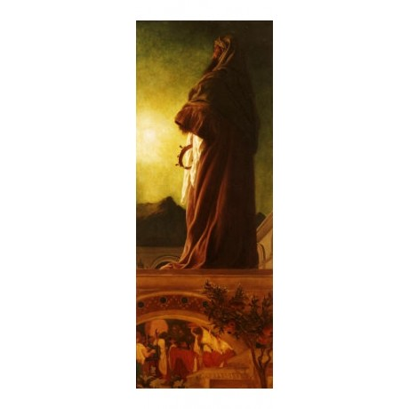 "FREDERIC, LORD LEIGHTON ""Star Of Bethlehem"" ON CANVAS various SIZES, BRAND NEW"