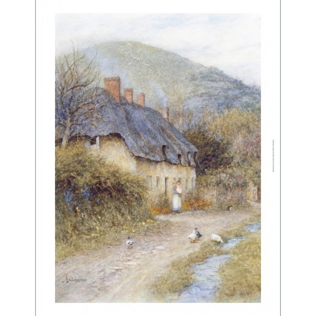 "HELEN ALLINGHAM ""Symondsbury Near Bridport, Dorset"" NEW various SIZES, BRAND NEW"